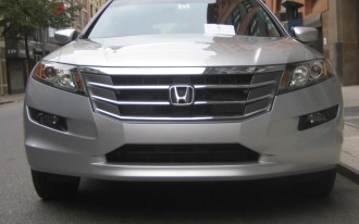 First Drive: 2010 Honda Accord Crosstour