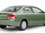 2010 Honda Civic GX natural-gas vehicle