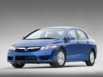 Best Used Green Cars To Buy: 2006-2011 Honda Civic Hybrid