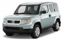 2010 Honda Element 2WD 5dr Auto EX Angular Front Exterior View
