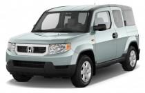 2010 Honda Element 2WD 5dr Auto EX Angular Front Exterior View