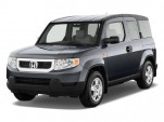 2010 Honda Element 2WD 5dr Auto LX Angular Front Exterior View