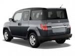 2010 Honda Element 2WD 5dr Auto LX Angular Rear Exterior View