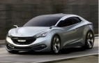 2010 Geneva Motor Show: Hyundai i-Flow Diesel Hybrid Concept