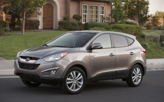 2010 Hyundai Tucson Pricing Revealed