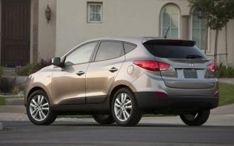 Recall Watch: 2010 Hyundai Tucson