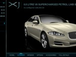 Build your own Jaguar XJ with new configurator