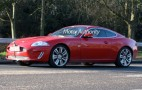 Spy shots: Barely disguised 2010 Jaguar XKR facelift