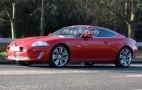 Spy shots: Barely disguised 2010 Jaguar XKR facelift
