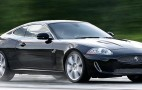 Facelifted Jaguar XKR debuts at Detroit Auto Show