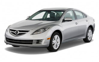 2010 Mazda6i Touring Plus: More Size, Features, and Power