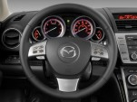 2010 Mazda MAZDA6 4-door Sedan Auto i Grand Touring Steering Wheel