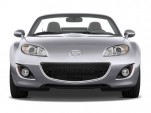 2010 Mazda MX-5 Miata 2-door Convertible PRHT Man Grand Touring Front Exterior View