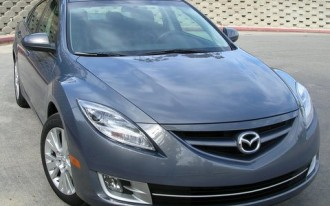2011 Mazda6: Better Fuel Economy, New Details
