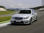 2010 Mercedes-Benz E 63 AMG upgrades