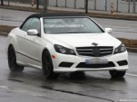 2010 mercedes benz e class cabrio spy shots february 005