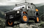 Mercedes-Benz G-Wagon LAPV 6.X concept is the latest in armored vehicle technology