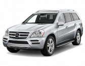 2010 Mercedes-Benz GL Class 4MATIC 4-door 4.6L Angular Front Exterior View