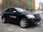 Preview: 2010 Mercedes-Benz ML450 Hybrid