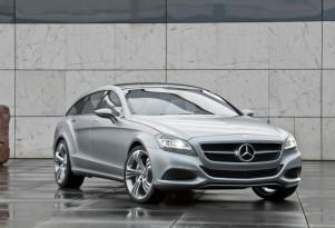 2010 Mercedes-Benz Shooting Break concept leaked