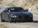 2010 Mercedes-Benz SLC Spy Shots