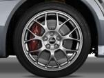 2010 Mitsubishi Lancer Evolution / Ralliart 4-door Sedan TC-SST Evolution MR Wheel Cap