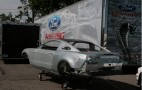 Ford Will Offer 2010 Mustang Body-In-White for Race Car Builders