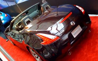 2009 New York Auto Show: 2010 Nissan 370Z Roadster, 2009 NISMO Z Revealed