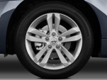 2010 Nissan Altima 2-door Coupe I4 CVT 2.5 S Wheel Cap