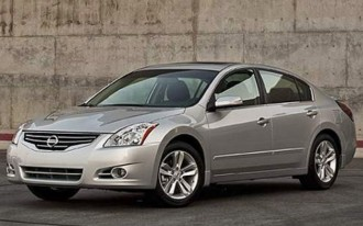 Fun To Drive Family/Commuter Cars: 2010 Nissan Altima 3.5 SR
