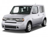 2010 Nissan Cube 5dr Wagon I4 CVT 1.8 S Angular Front Exterior View