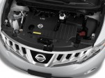 2010 Nissan Murano 2WD 4-door S Engine