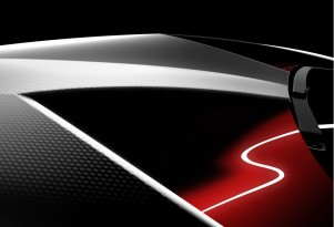 2010 Paris Auto Show Lamborghini Concept teaser