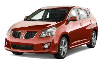 GM Announces Pontiac Vibe Sudden Acceleration Fix