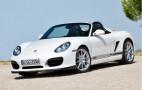 Porsche Goes Electric with e-Boxster Test Mini Fleet