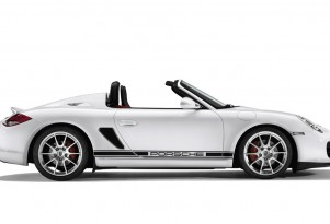 Porsche Boxster Spyder Debuts From the LA Auto Show - Direct from the show.