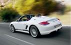 Porsche at the L.A. Auto Show--2011 Porsche Boxster Spyder