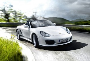 Porsche Plans Electric Boxster, Testing Begins 2011