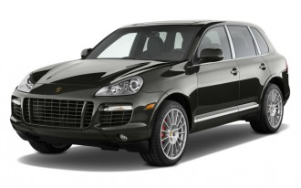 2011 Cayenne Hybrid Will Be Porsche's Most Fuel-Efficient Ride