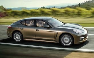 2010 Porsche Panamera Subject to Recall