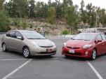 2010 Prius vs. 2007 Prius