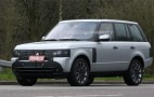 Spy shots: 2010 Range Rover facelift