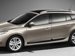 Renault expands Megane lineup with stylish Estate wagon