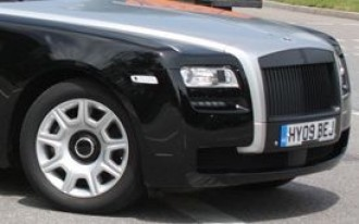 2010 Rolls-Royce Ghost Spawning Coupe, Convertible