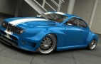 Rendered: 2010 Saab Custom 1968 Envisaged By Vizualtech