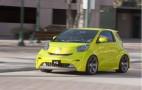 Scion-branded iQ hatch concept rolls into New York Auto Show