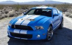Official 2010 Shelby GT500 Details & Photos