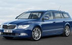 Preview: Skoda Superb station wagon
