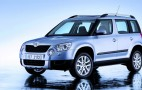 Production Skoda Yeti revealed at Geneva Motor Show