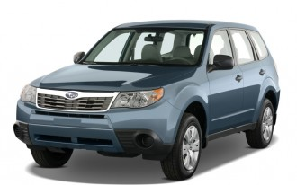 2010 Subaru Forester 2.5XT: Family Car Review